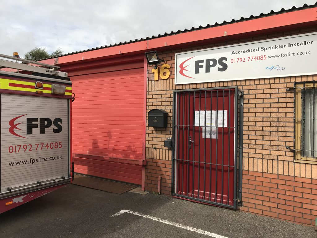 FPS Main Office